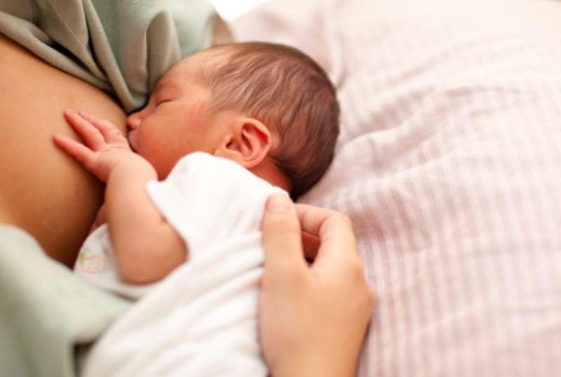 Brust Nach Stillen Schlaff