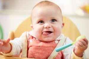 Mit monaten baby 8 Baby Ernährung